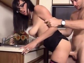 Office Kitchen Fuck Stacey Foxxx