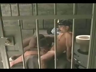 Nasty Cop Fucked His Big Busty Ebony Prisoner In Hardcore Style