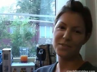 CZECH FIRST VIDEO - LUCKA