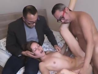 Penniless dude allows frisky pal to pound his ex-girlfriend