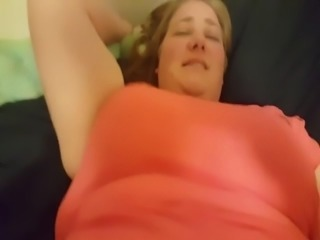 Fat BBW wife fuck and creampie