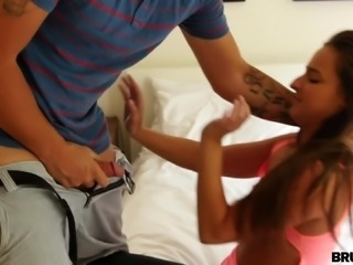 It truly is astonishing to watch a beautiful girl like Amirah, get dominated....