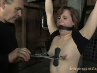 BDSM treatment for a lady who wants to make her master happy
