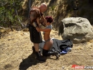 a hot quest with naughty sex and adventure @ quest
