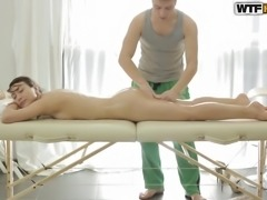 This relaxing rundown lead to some phenomenal fingering. Stacey thought she...