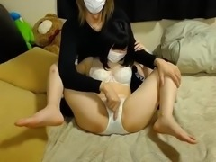 This amateur Japanese couple did lot of dirty things to please viewers. They...