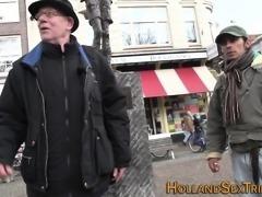 Real euro hooker rides