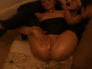 VICKY HOMEMADE WIDEOPEN SLUT