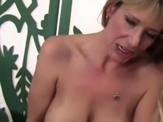 Slutty cougars taking dick hardcore in gangbang