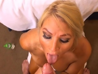 Gorgeous MILF Second Time On Video