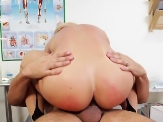 Doctor Sarah Vandella Takes Huge Cock Of Patient