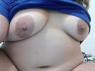 BBW orgasm