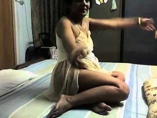 Bhabhi Dance and Masturbating