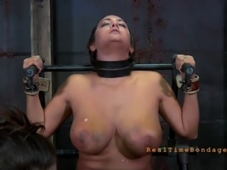 Trina has been acting naughty and will now be punished!