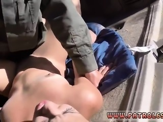 Busty lesbian cop Strip Search Leads to Hot Sex