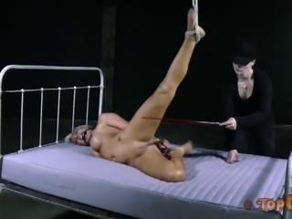 Skylar Price has been very naughty and deserves to be punished!