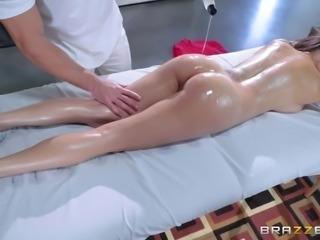 Foot fetish nice ass cougar licking her babe balls