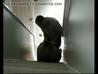 blonde slut gets a load cum from the mailman PornWebcamZ.com
