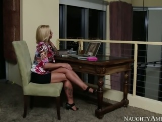 Pamela Balian Derrick Pierce in My Friends Hot Mom