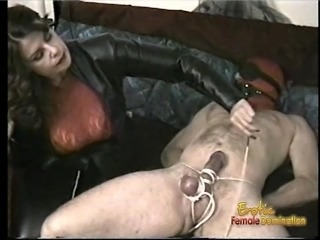 Hung stallion enjoys having his cock pleasured in numerous k