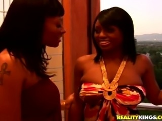 Epic huge black asses vs one cock - Jada Fire, Cherokee