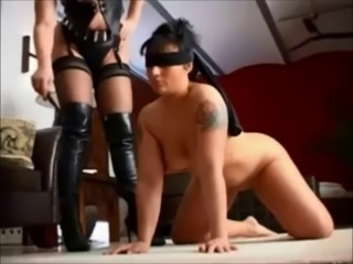 Compliation of Blindfolded Ladies 20