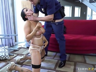 Romi Rain spends her sexual energy with Jean