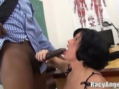 Huge cocks for a bunch of sexy ladies who love to suck on dongs
