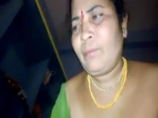 Desi mature aunty