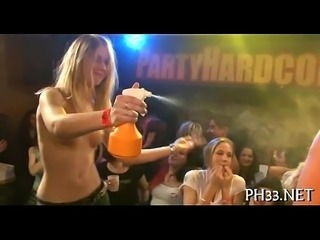 Party hardcore sex