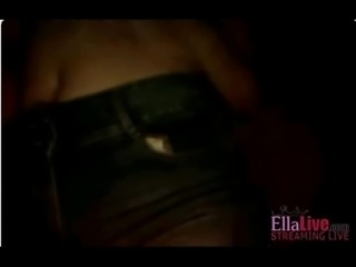 fucking awsome stranger on webcam chat :) - EllaLive.com