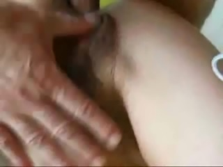 Hot Hairy Pussy Anal