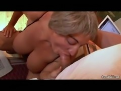 There's nothing better than having a hot young man lick your pussy out