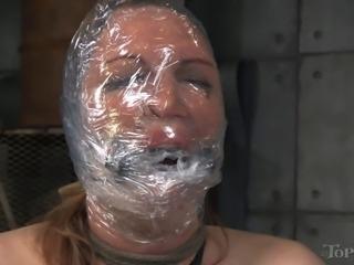 Gorgeous senorita is a subject of a hardcore BDSM adventure