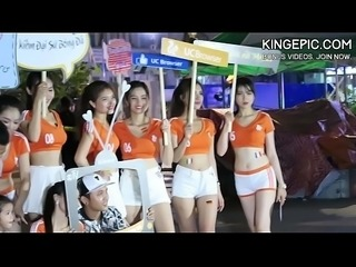 Hot Vietnamese Promo Girls in Saigon! [HIDDEN CAMERA | MODELS]
