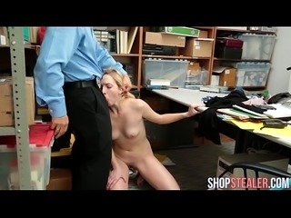 Crook Zoe Parker Sucking Dick and Laid