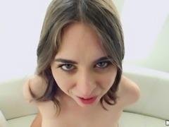 porn queen riley reid rides a big one