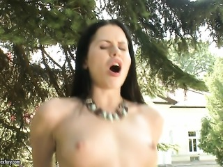 Sultry sweetie enjoys some passionate sex