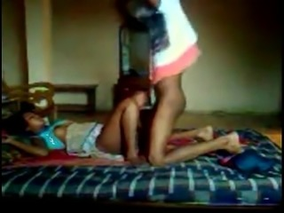 Desi Lovers fucking in Hotel