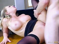 Michael Vegas has a nice time fucking amazing Kagney Linn Karters mouth