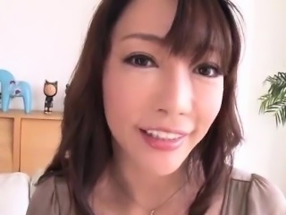 Kotone wants both these cocks into her shaved holes