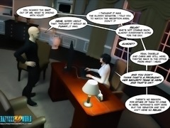 3D Comic: Vox Populi. Epiasode 49