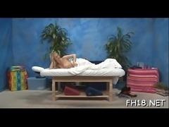 Sexy erotic massage