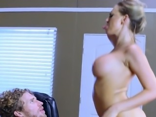 Sex Kitten Kagney Linn Karter Gets Pleasured By Hung Boss