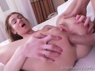 Anal-Beauty.com - Melisa - Lonely beauty anal fantasy
