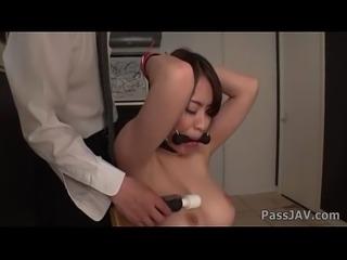 Kaede Niiyama Japan wife plays nasty along her hubby