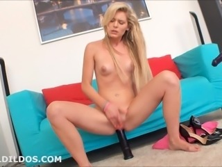 Anal dildo and anal dildo machine