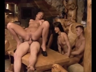 Deutscher Gruppensex