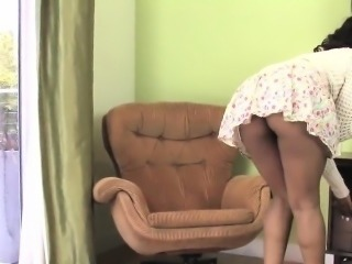 Unusual girls screw the biggest strap-ons and spray spunk al