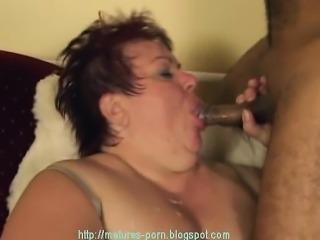 Big granny arse fuck